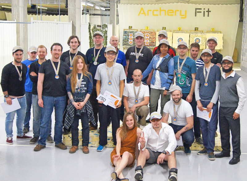Archery Fit: Championship 2015 Participants