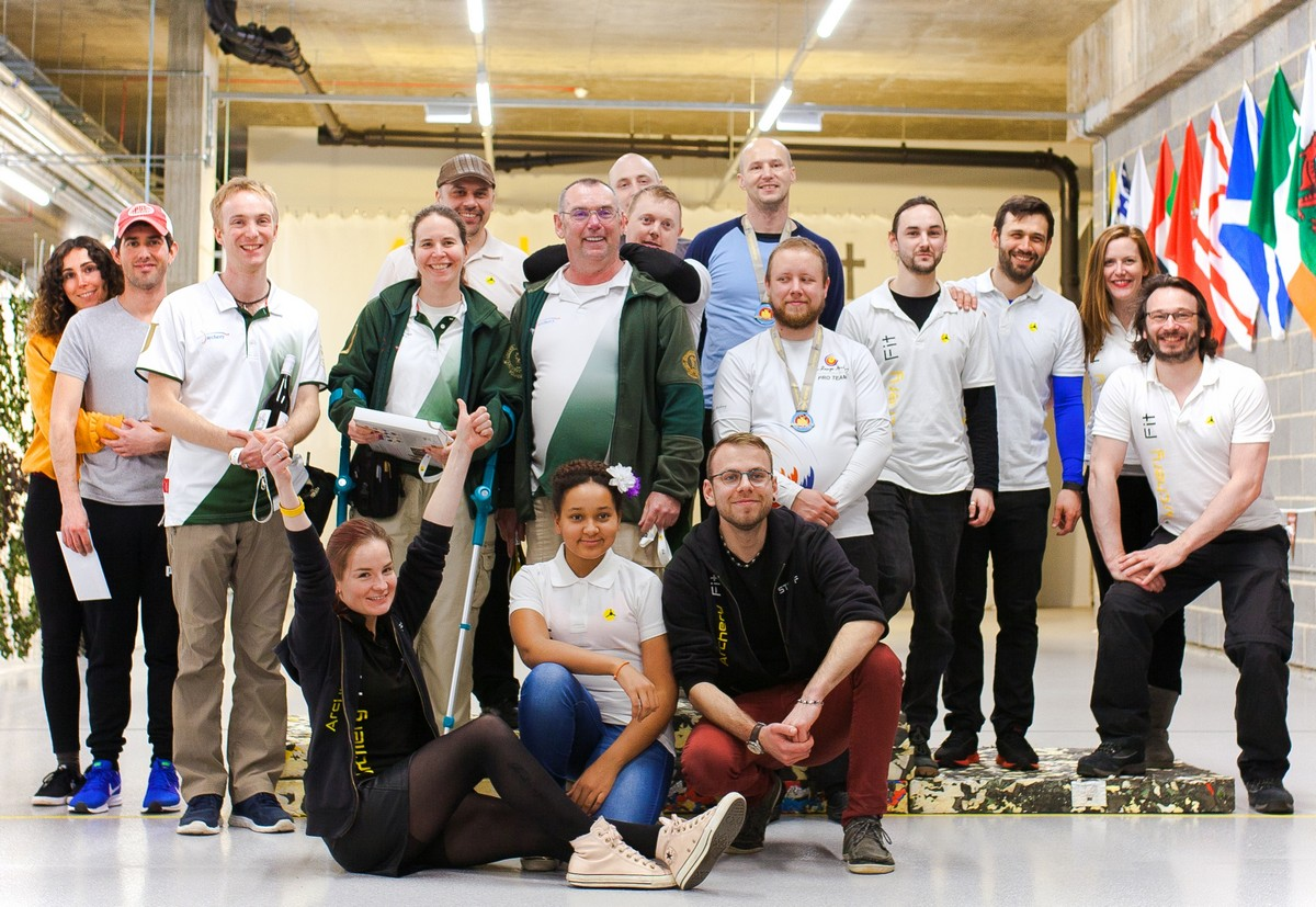 Archery Fit: Championship 2018
