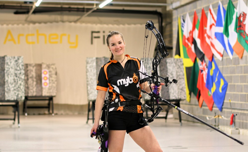 Archery Fit & MyBo Revolution collab :)