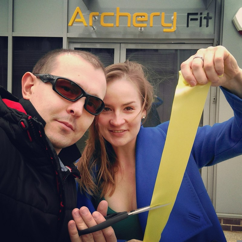 Archery Fit: Opening day