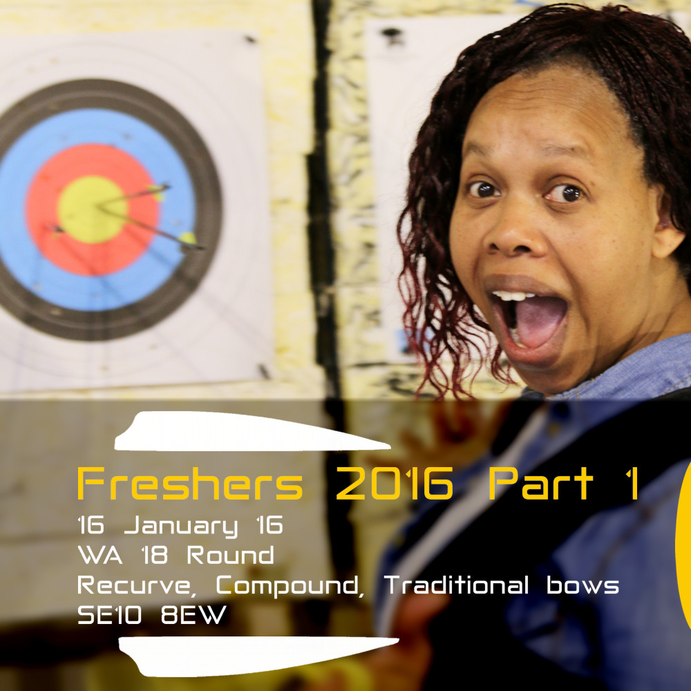 Archery Fit: Freshers Part-1 2016