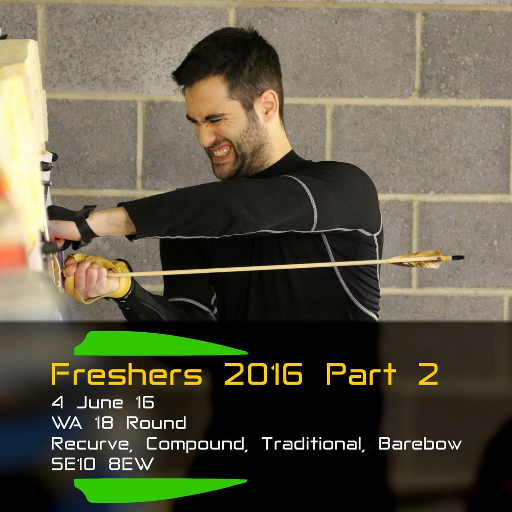 Archery Fit: Freshers Part-2 2016
