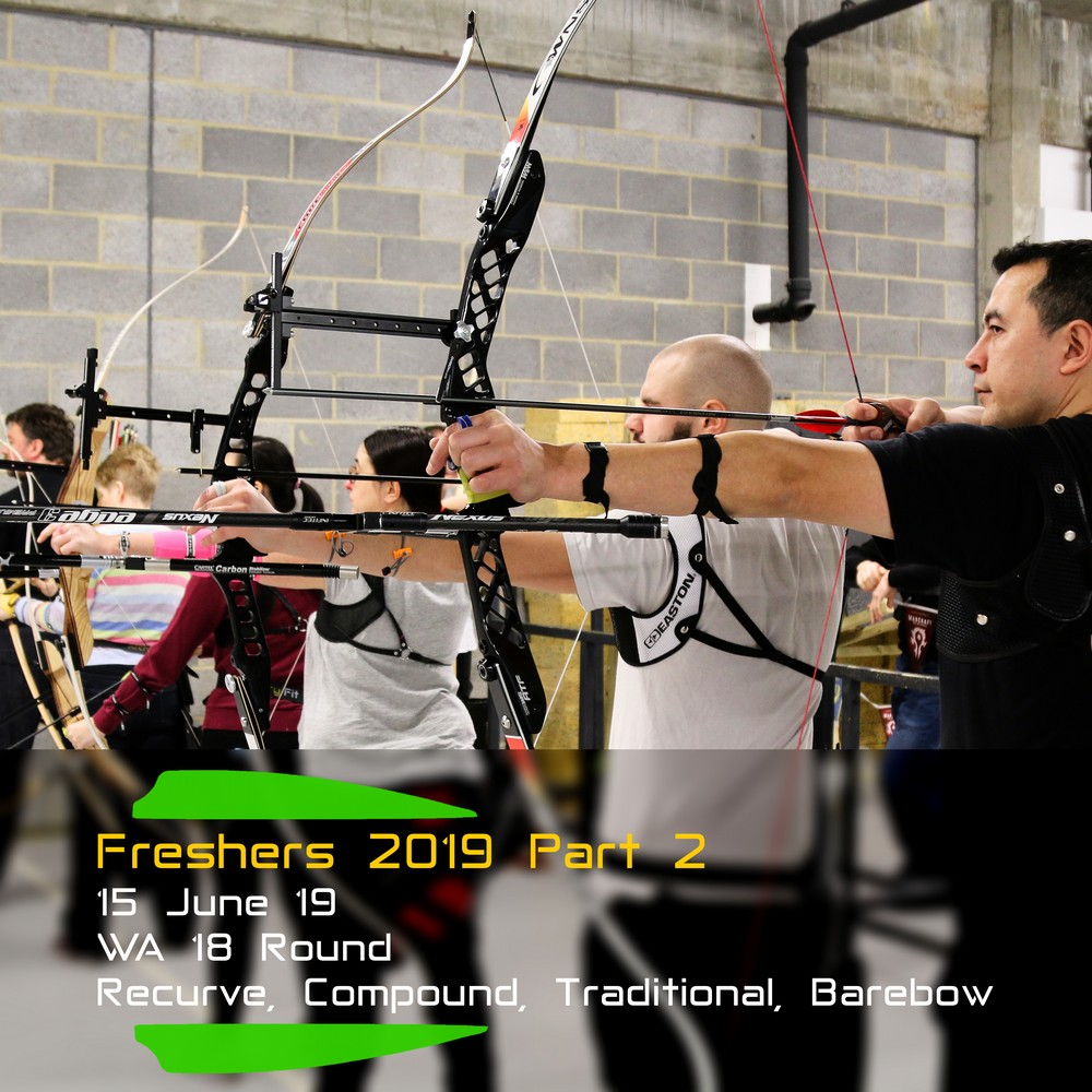 Archery Fit: Freshers 2019 Part 2