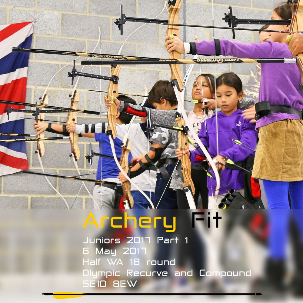 Archery Fit: Juniors 2017 Part 1