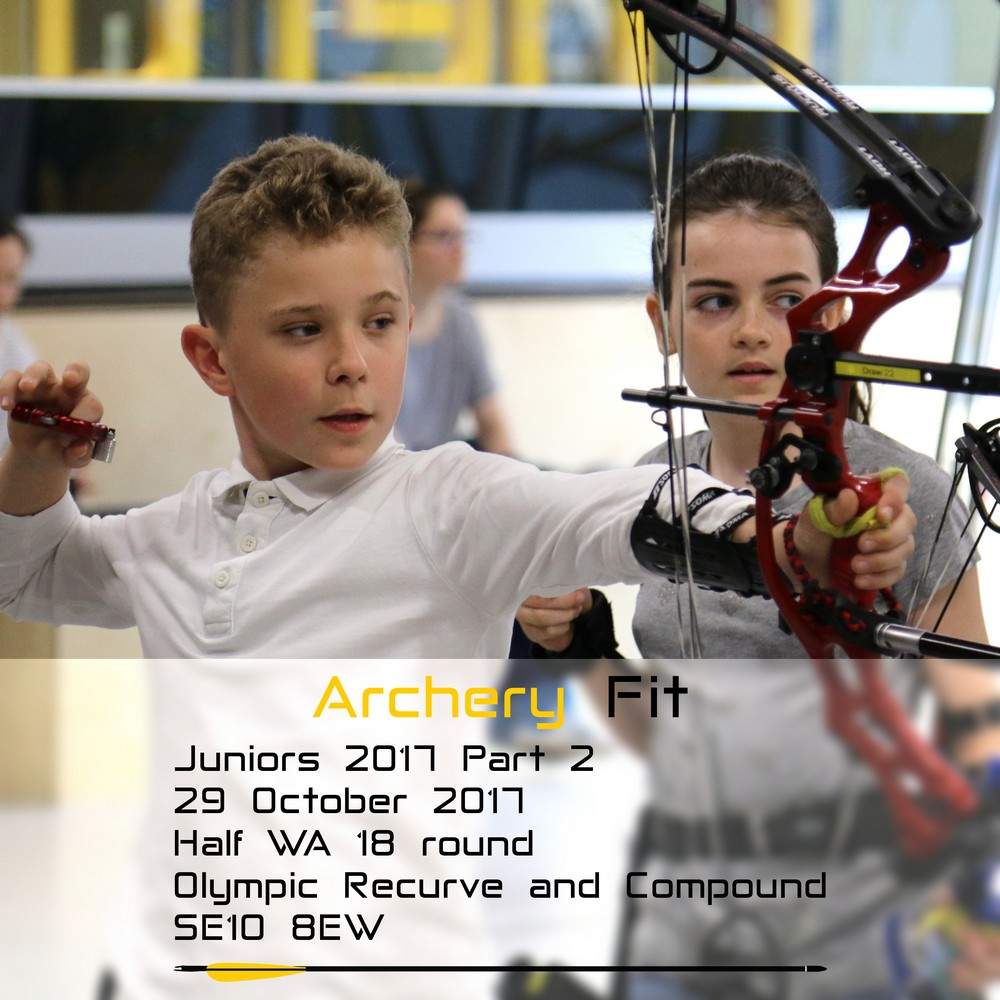 Archery Fit: Juniors 2017 Part 2