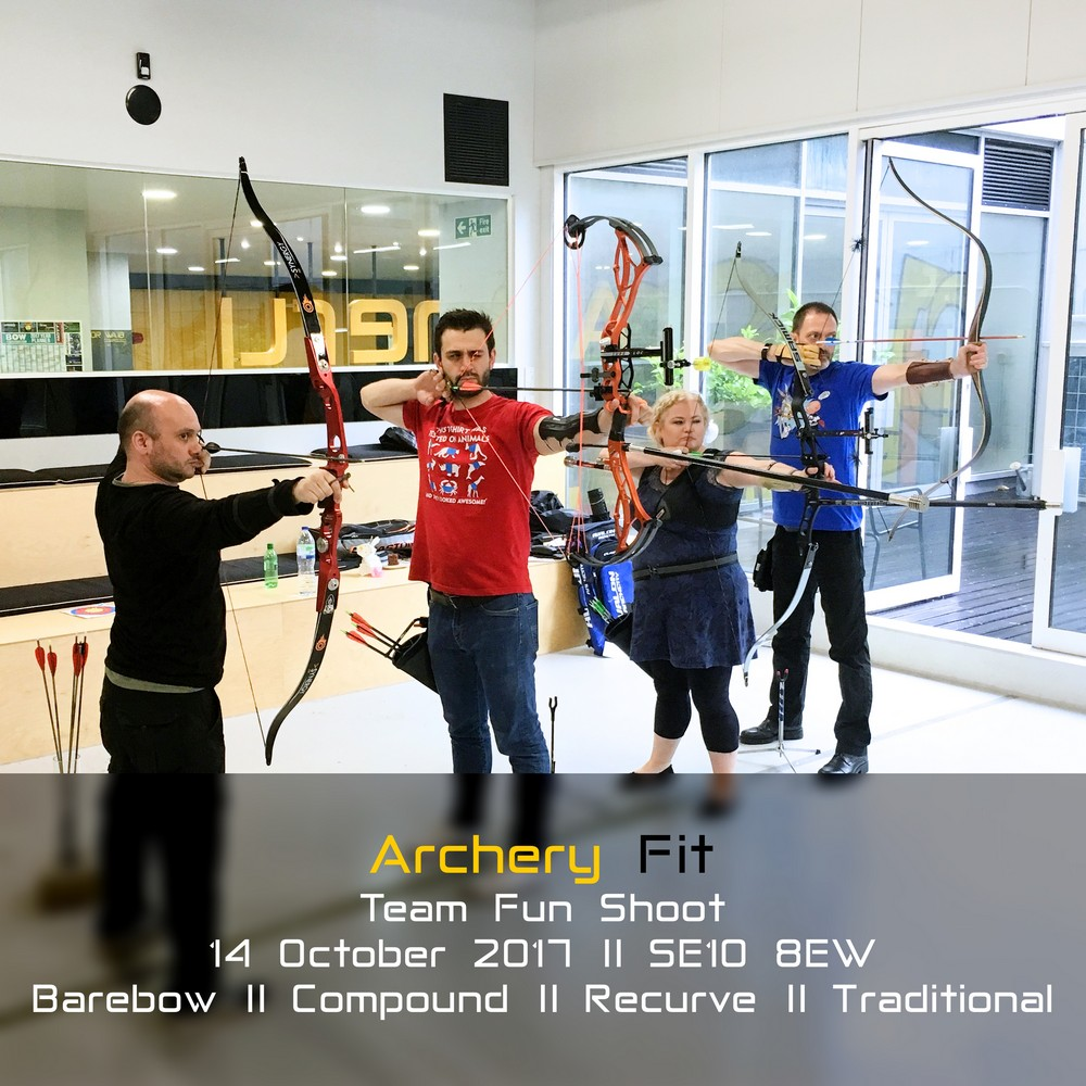Archery Fit: Team Fun Shoot
