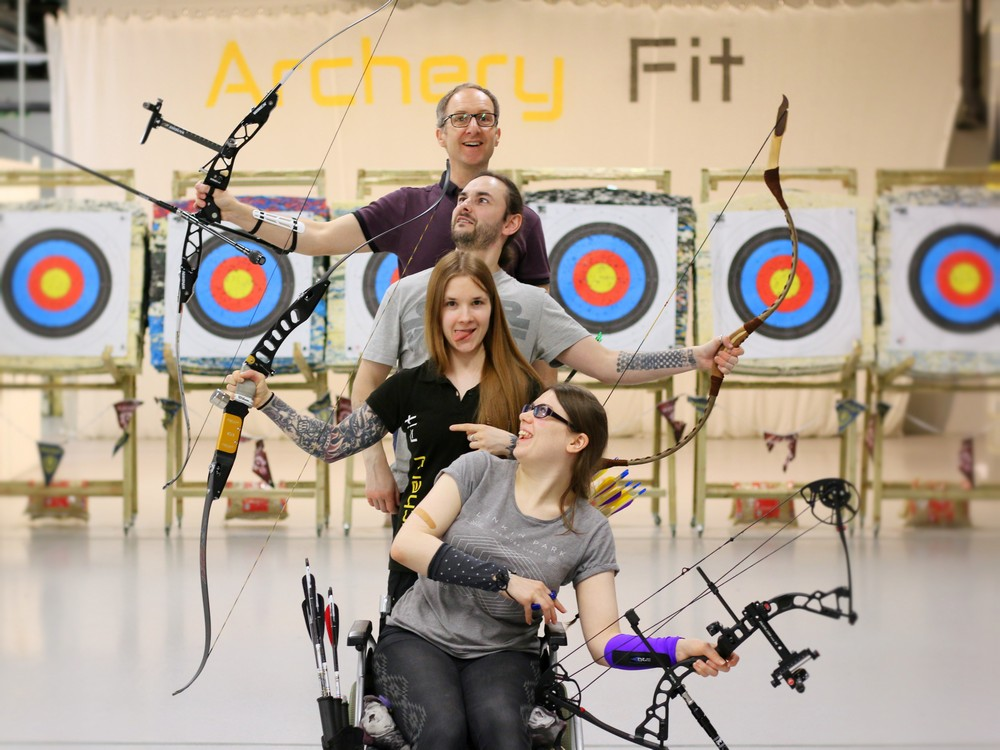 Archery Fit: Team Fun Shoot 2018