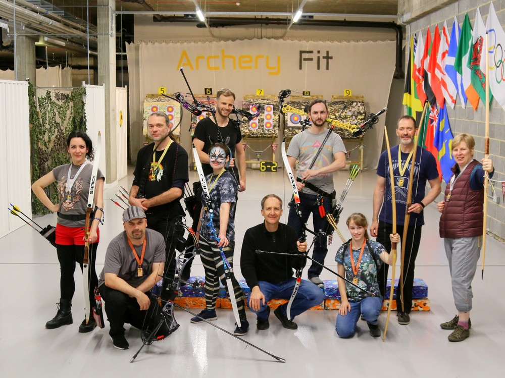 Archery Fit: Team Fun Shoot 2019